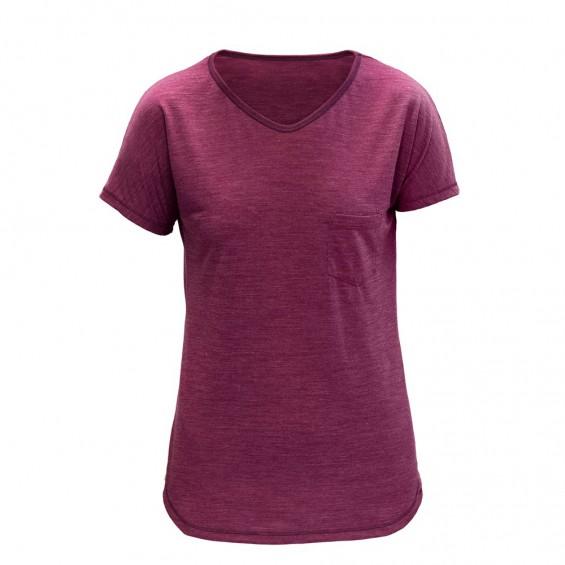 Devold - Herdal | dames t-shirt van merinowol