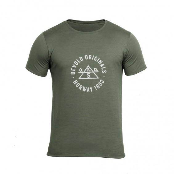 Devold - Original | heren t-shirt van merinowol