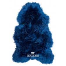 Texelana geverfde schapenvacht marine blauw