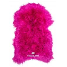 Texelana - geverfde schapenvacht | roze