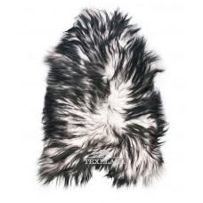 IJslander schapenvacht darktops/langharig