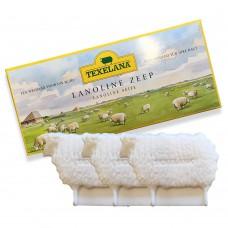 Texelana lanoline zeep - 3 stuks